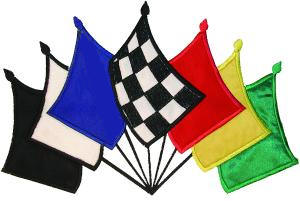 les drapeaux de course et leurs significations sans maitrise la puissance n 39 est rien. Black Bedroom Furniture Sets. Home Design Ideas